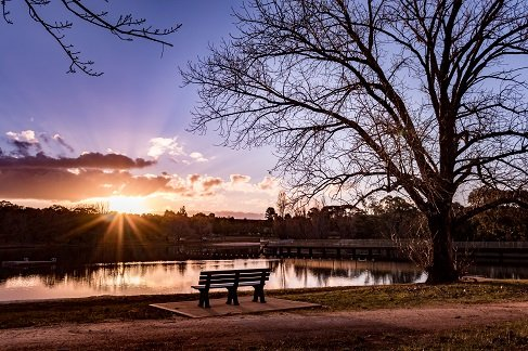 Lake canobolas orange nsw